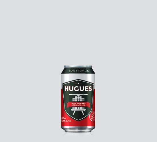 Hugues 100% pomme Domaine de Lavoie